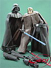 Anakin Skywalker, With Darth Vader Tunic And Armor figure