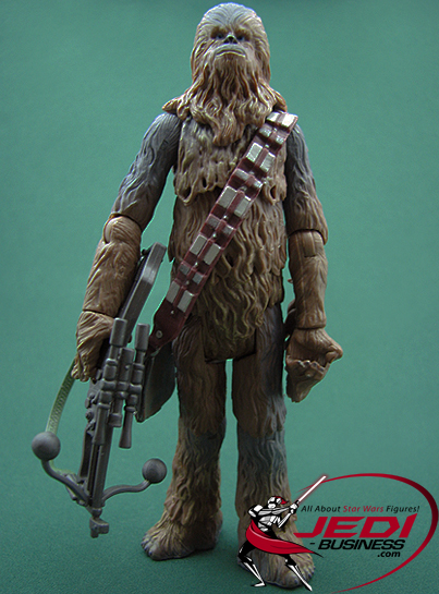 Chewbacca figure, ROTSSpecial