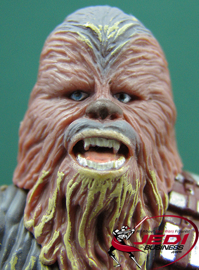 Chewbacca Wookiee Rage! Revenge Of The Sith Collection