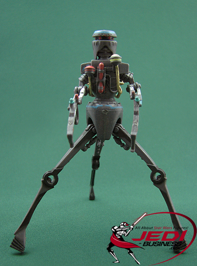 Chopper Droid figure, ROTS