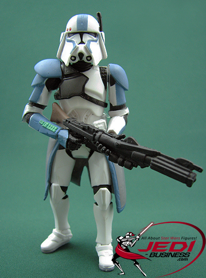 Clone Commander Clone Attack On Coruscant