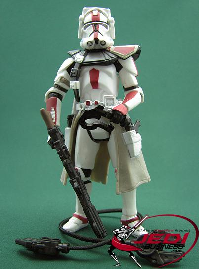 Clone Commander Battle Gear!