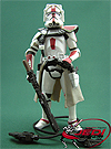 Clone Commander, Battle Gear! figure