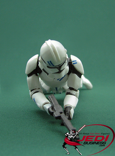 Clone Trooper figure, ROTSDeluxe