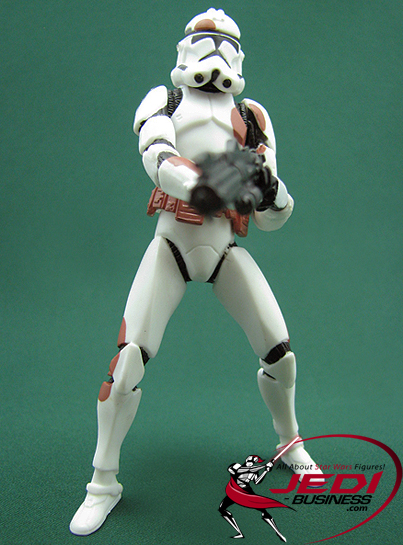 Clone Trooper (Revenge Of The Sith Collection)