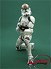 Clone Trooper, Episode III DVD Collection figure