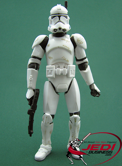 Clone Trooper figure, ROTS