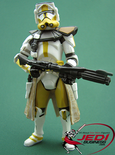 Commander Bly Battle Gear!