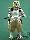 Commander Bly, Battle Gear! figure