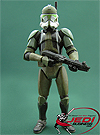 Commander Gree, Battle Gear! figure