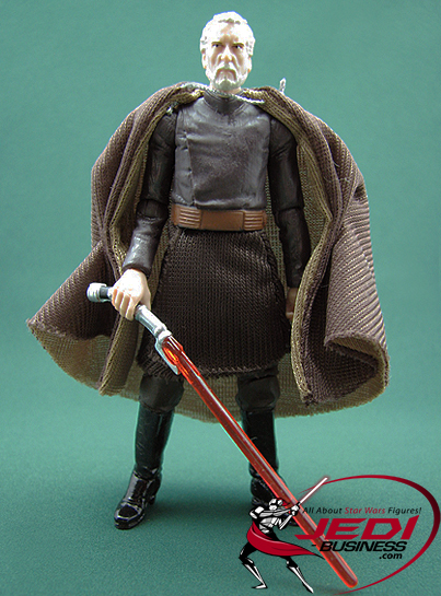 Count Dooku figure, ROTSEvolutions