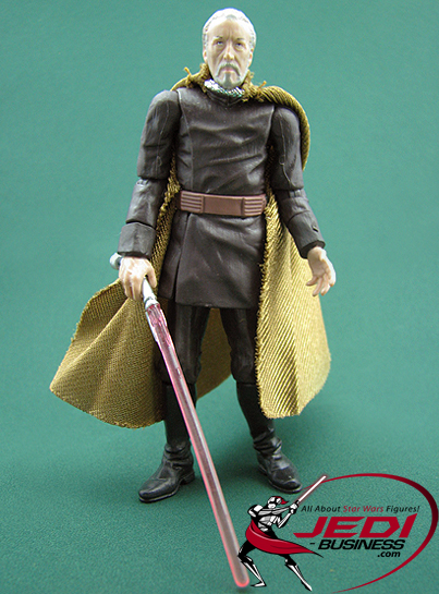 Count Dooku figure, ROTS