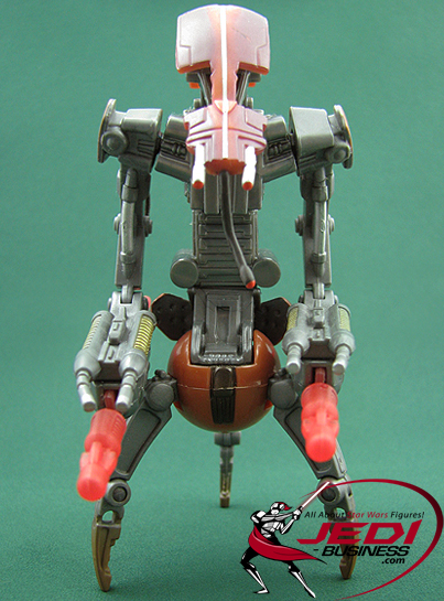 Destroyer Droid figure, ROTS