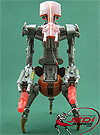 Destroyer Droid, Firing Arm-Blaster! figure