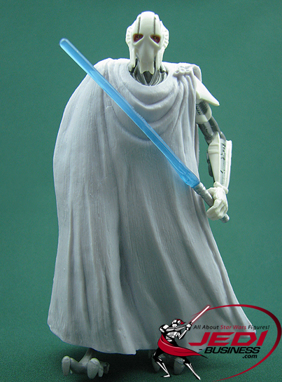 General Grievous Exploding Body! Revenge Of The Sith Collection