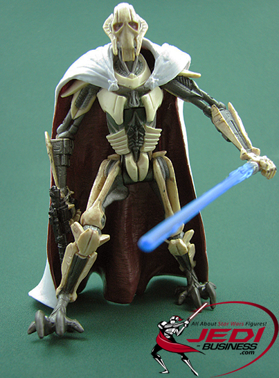 General Grievous figure, ROTSPreview