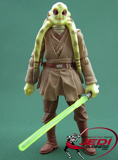 Kit Fisto figure, ROTS