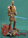 Obi-Wan Kenobi Duel At Mustafar Revenge Of The Sith Collection