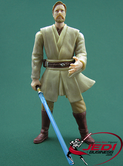 Obi-Wan Kenobi Jedi Kick! Revenge Of The Sith Collection