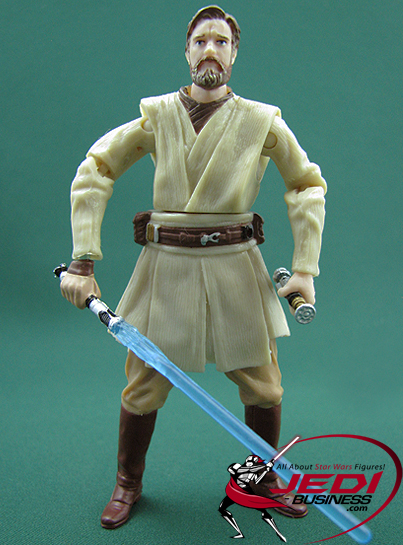 Obi-Wan Kenobi Slashing Attack! Revenge Of The Sith Collection