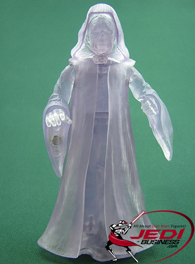 Palpatine (Darth Sidious) figure, ROTSSpecial