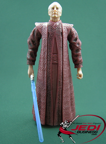 Palpatine (Darth Sidious) figure, ROTS