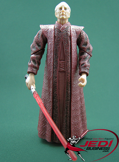 Palpatine (Darth Sidous) figure, ROTS