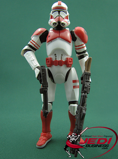 Shock Trooper figure, ROTS
