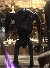 Super Battle Droid Force Jump Attack! Revenge Of The Sith Collection