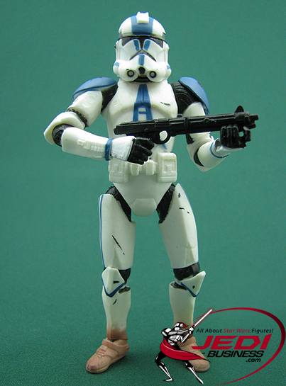 Tactical Ops Trooper figure, ROTS