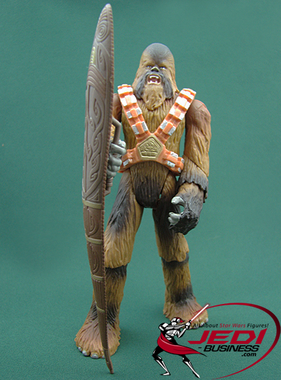 Wookiee Warrior figure, ROTS