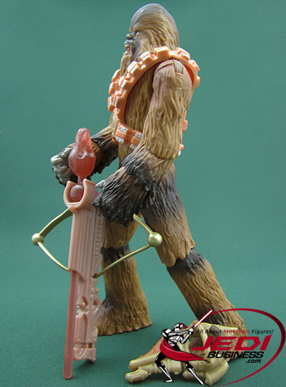 Star Wars Figure Comparison Wookiee Warriorrots
