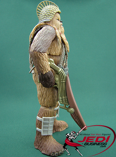 Wookiee Warrior Sneak Preview Revenge Of The Sith Collection