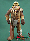 Wookiee Warrior, Sneak Preview figure