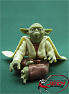 Yoda, With Can Cell figure