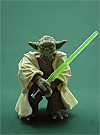 Yoda, Firing Cannon! figure
