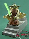 Yoda Spinning Attack Revenge Of The Sith Collection