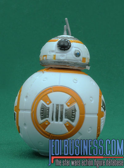 BB-8 figure, RogueOneNoneTraditional