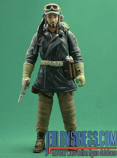 Cassian Andor figure, RogueOneNoneTraditional