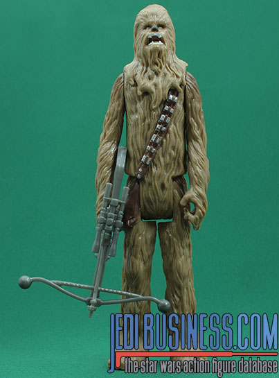 Chewbacca figure, RogueOneNoneTraditional