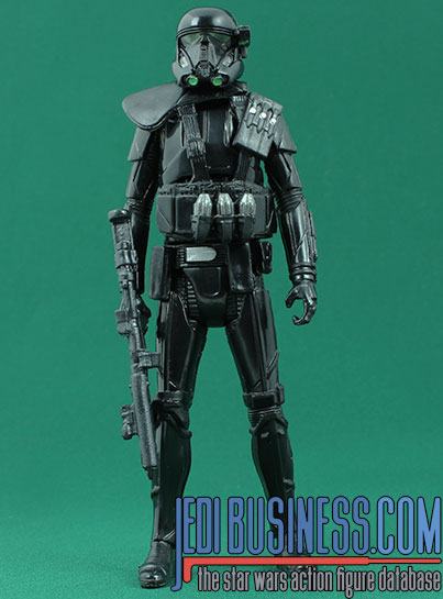 Death Trooper figure, ROGUEONE