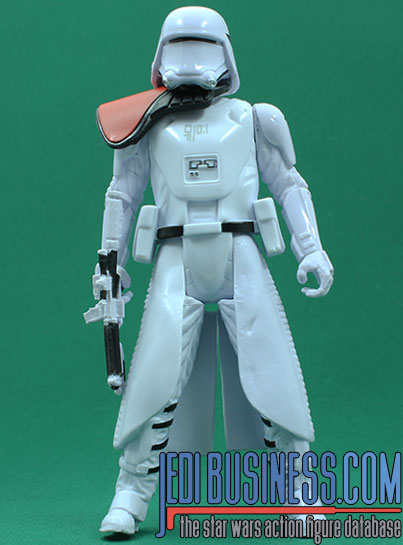 Snowtrooper Officer figure, RogueOneClass2