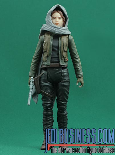 Jyn Erso figure, RogueOneNoneTraditional