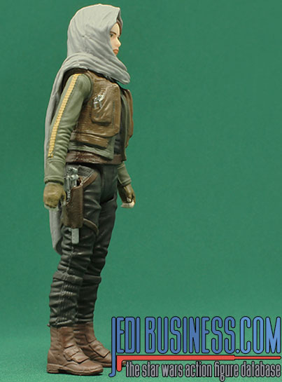 Jyn Erso Jedha The Rogue One Collection
