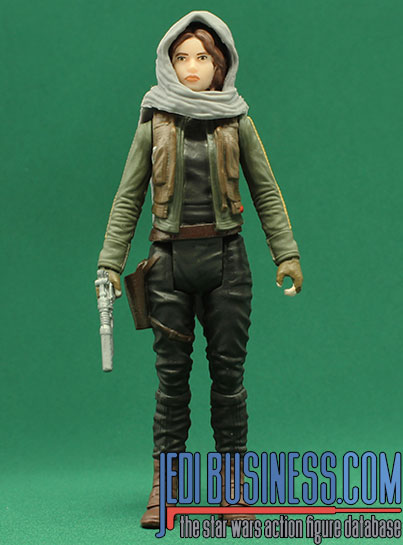 Jyn Erso (The Rogue One Collection)
