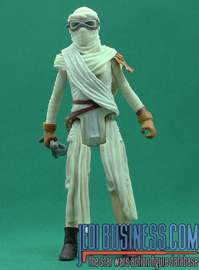 Rey figure, RogueOneClass1Deluxe