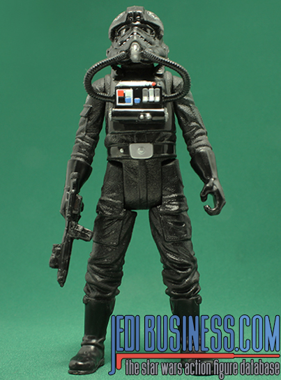 Tie Fighter Pilot figure, RogueOneClass2Deluxe