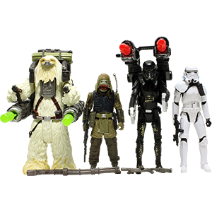 Death Trooper Kohl's Rogue One 4-Pack