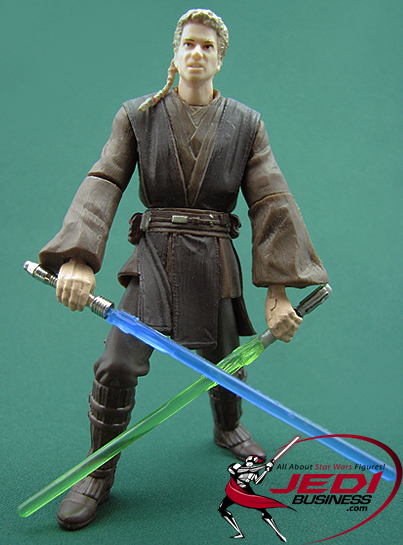 Anakin Skywalker figure, SAGA