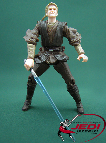 Anakin Skywalker figure, SAGAvehicle